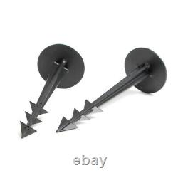 125 mm Ground Cover Fixings Anchor Pegs Garden Weed Membrane Landscape Fleece