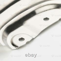 2x Ankerblech Schutzblech Bremsscheibe Set vorne für BMW 3er F30 F31 3 GT F34