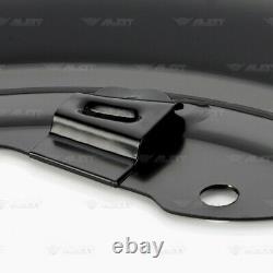 2x Ankerblech Schutzblech Bremsscheibe hinten links rechts für VOLVO XC70 CROSS