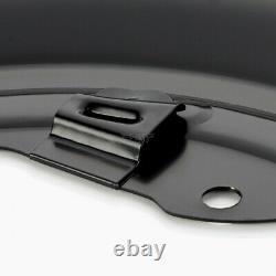 2x Deckblech Bremsscheibe Schutzblech hinten links rechts für VOLVO XC70 CROSS