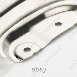 2x Spritzblech Abdeckblech Ankerplatte Bremse vorne für BMW 3er F30 F31 3 GT F34