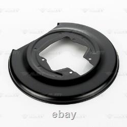 2x Spritzblech Ankerplatte Bremse hinten links rechts für VOLVO S60 I 1