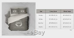 3D Anchor Shark Green Quilt Cover Duvet Cover Comforter Cover Pillow Case 165