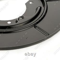 4x Ankerblech Bremsscheibe vorne hinten links rechts für BMW 3er E36 Compact Z3