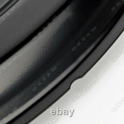 4x Ankerblech Schutzblech Bremsscheibe Set vorne hinten für BMW 1er F20 F21