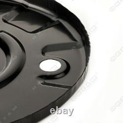 4x Ankerblech Schutzblech Set vorne hinten für VW GOLF III CABRIO JETTA VENTO 1H