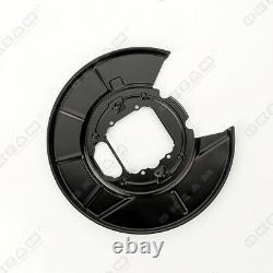 4x Ankerblech Spritzblech Bremsscheibe Set vorne hinten für BMW X5 E53