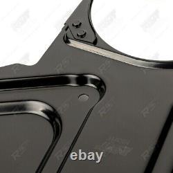 4x Bremsankerblech Spritzblech Bremsscheibe Set vorne hinten für BMW X5 E53