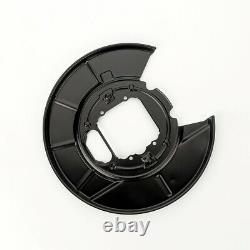 4x Deckblech Ankerblech Bremsscheibe Set vorne hinten für BMW X5 E53