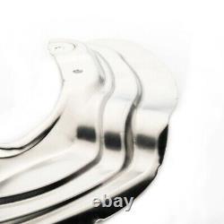 4x Deckblech Ankerblech Set vorne hinten für BMW 3 GT F34 4 F32 F33 F36