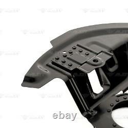 4x Deckblech Ankerblech Set vorne hinten links rechts für BMW 3er E46 325i