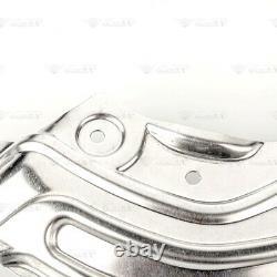 4x Deckblech Ankerblech vorne hinten für BMW 2 Coupe Cabrio F22 F23 bis 09/2015