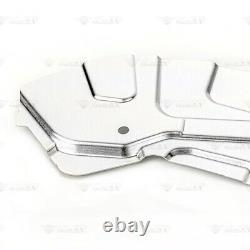 4x Deckblech Bremsscheibe vorne hinten links rechts für BMW 1er E81 E82 E87 E88