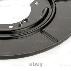4x Deckblech Spritzblech Bremsscheibe vorne hinten für BMW 3er E36 Compact Z3