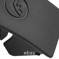50XCar Rear Child Seat Anchor Isofix Slot Trim Cover Button for AUDI A4 B8 A5