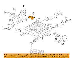 6977A068 Mitsubishi Cover, fr seat anchor, rr 6977A068