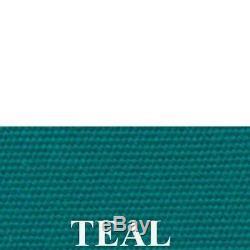 7oz BOAT COVER HEWESCRAFT-WEST COAST 200 SPORTSMAN O/B With ANCHOR ROLL 08-15