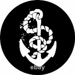 Anchor (all colors) Spare Tire Cover ANY Size, ANY Vehicle, Trailer, Camper, RV