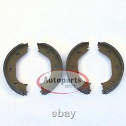 BMW 3er E30 Brake Discs Pads Handbrake Spritzbleche for Rear