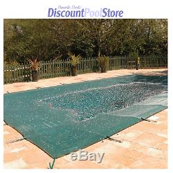 Deluxe Winter Debris Cover For Swimming Pool (includes P-anchor fixings)