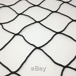 Garden Pond Cover Child Safety Net Thick Woven Netting + Heavy Duty Anchor Kits