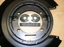 Left rear brake backing plate NEW for Vauxhall Calibra anchor plate back cover