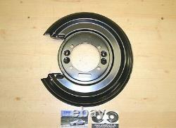 Left rear brake backing plate NEW for Vauxhall Omega anchor plate back cover