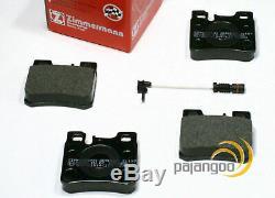 Mercedes S124 zimmermann Brake Sensor Spritzbleche for Rear