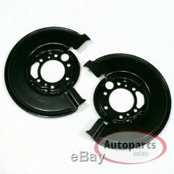 Mercedes Sprinter 2 T Brake Discs Pads 2 Spritzbleche for Rear