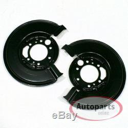 Mercedes Sprinter 3-t 903 Brake Discs Brake Shoe Spritzbleche Rear