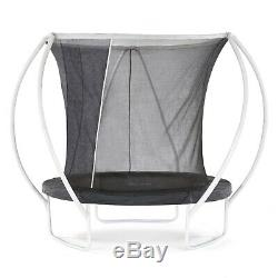 New Plum Play 8FT Latitude Trampoline with rain cover, ladder and ground anchors