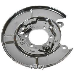 Nissan Qashqai Juke right brake disc shield dust cover anchor plate 44020CY01A