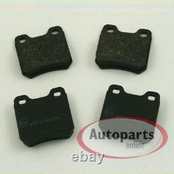 Saab 9-3 Brake Discs Pads 2 Spritzbleche for Rear Die Rear Axle
