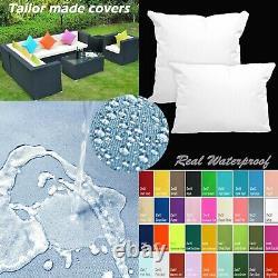 TAILOR MADECOVERWaterproof Outdoor sofa/floor Pillow Sofa patio chair Dw26