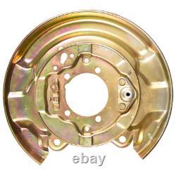Toyota Avensis Verso left brake disc shield dust cover anchor plate 46504-28030