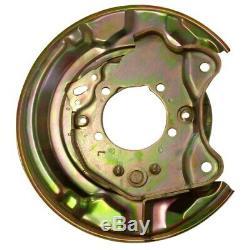 Toyota Avensis Verso left brake disc shield dust cover anchor plate 46504 44020