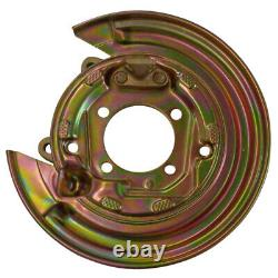 Toyota Corolla E12 left brake disc shield dust cover anchor plate 46504-02020