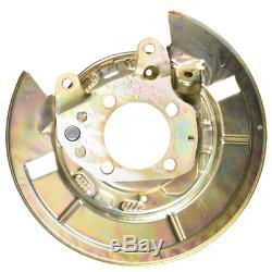Toyota Corolla Verso left brake disc shield dust cover anchor plate 46504-0F010