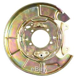 Toyota RAV4 II 2000-2005 left and right brake disc shield anchor plate cover