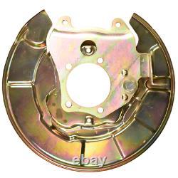 Toyota Rav 4 II left brake disc shield dust cover anchor plate 46504-42021