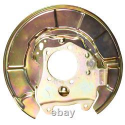 Toyota Rav 4 II right brake disc shield dust cover anchor plate 46503-42021
