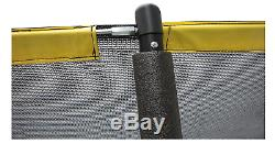 Trampoline10ft Enclosure Net with LADDER, COVER & ANCHOR BRAND NEW