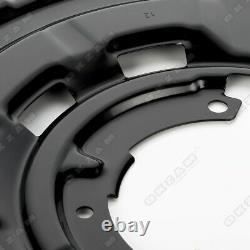 4x Ankerblech Bremsscheibe Vorne Hinten Für Bmw 3er F30 F31 Gt F34 Bis 09/2015