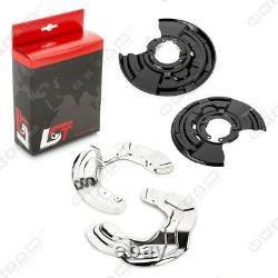 4x Ankerblech Schutzblech Bremsscheibe Vorne Hinten Für Bmw 3er F30 F31 Gt 3 F34