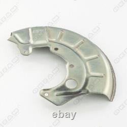 4x Ankerblech Schutzblech Set Vorne Hinten Für Vw Golf II 2 III 3 Vento 1h2 1h5