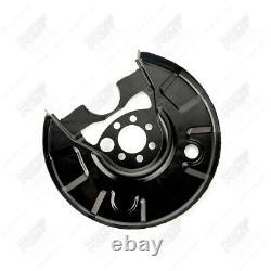 4x Bremsankerblech Set Vorne Hinten Links Rechts Für Vw Golf II 2 III 3 Vento 1h