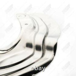 4x Bremsblech Schutzblech Bremsscheibe Vorne Hinten Für Bmw 3er F30 F31 3 Gt F34