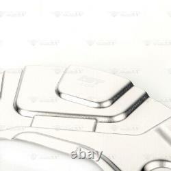 4x Deckblech Ankerblech Bremsscheibe Vorne Hinten Für Bmw 1er E81 E82 E87 E88