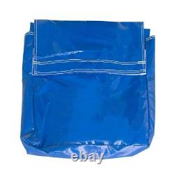50 Lb 10 Sac Bleu Vinyle Sable Couverture Anchor Canopy Tentes Gonflables Bounce Maisons