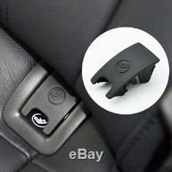 50xcar Arrière Siège Enfant Ancre Isofix Garniture Fente Bouton Couverture Pour Audi A4 B R5g9